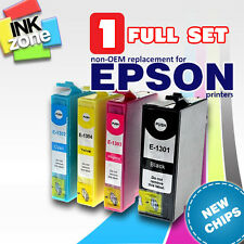 Full Set of non-OEM Inks for EPSON Printer Stylus Office SX525WD SX535WD SX620FW