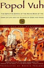 Popol Vuh : The Definitive Edition of the Mayan Book of the Dawn of Life and...