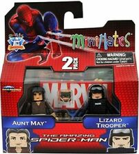 Marvel Minimates Series 46 Aunt May & Lizard Trooper Variant by Diamond Select