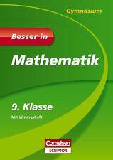 Spahn, Alexander - Besser in Mathematik - Gymnasium 9. Klasse