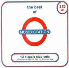 Audio CD Best of Music Station - Various Artists - Free Shipping