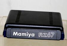 Mamiya RZ 67 waist level finder