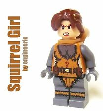 LEGO Custom - Squirrel Girl - Marvel Super heroes rogue jean gray x-men