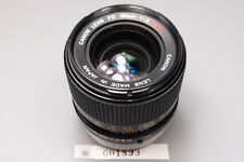 CANON FD S.S.C. 35mm 1:2 PRIME LENS L@@K
