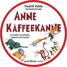 FREDRIK VAHLE - ANNE KAFFEEKANNE (METALLDOSE)  CD NEU