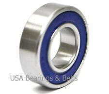 (10) R8-2RS Premium Sealed Bearings, ABEC3/C3 1/2 x1-1/8 x 5/16 with EMQ Grease