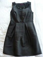 Debenhams Debut black dress, ballgown, sleeveless. Size 12
