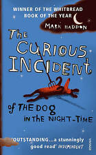 The Curious Incident of the Dog in the Night-time, By Mark Haddon,in Used but Ac