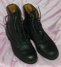 Combat Boots Size 6 3E Made in USA Goodyear Biltrite Outsoles
