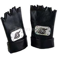 Naruto Shippuden Hokage Kakashi Leaf Village Ninja Gloves Anime Cosplay Gift