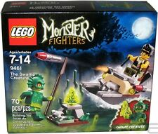 2012 LEGO Monster Fighters #9461 The Swamp Creature MISB New Sealed