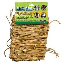WARE FARMERS MARKET HAND WOVEN MULTI MAT FOR SMALL ANIMAL FREE SHIP IN USA