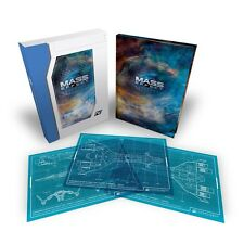 The Art of Mass Effect: Andromeda Limited Collectors Edition Hardback Book NEW
