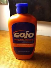 Gojo Natural Orange Pumice Hand Cleaner 14oz NEW