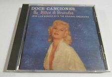 JOSE LUIS MONERO / DOCE CANCIONES Y UN MILLON DE  RECUERDOS / CD / MINT
