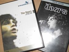 2 dvd musicali THE DOORS live portraits dvd+THE DOORS live at Hollywood Bowl dvd