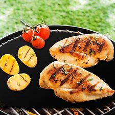 NEW BBQ GRILL MAT - As Seen On TV! Make Grilling Easy! (2 Mats Per Pack)