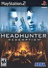 Headhunter: Redemption (Sony PlayStation 2, 2004)