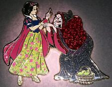 Disney Fairytale Designer Pin LE - Snow White and the Evil Queen in disguise