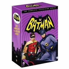 NewBatman The Complete Television Series season 1 2 3 DVD, 2014, 18-Disc Box Set