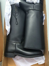 Brand New !! Dehner Ridding/Police Motorcycle Patrol Boots Size: 10 1/2E