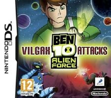BEN 10 ALIEN FORCE  :  VILGAX ATTACKS           -----   pour DS