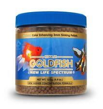 New Life Spectrum All Purpose Formula Goldfish 3mm Sinking Goldfish 125gm Food