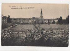 St Pern Communaute des Petites Soeurs France Vintage Postcard 849a