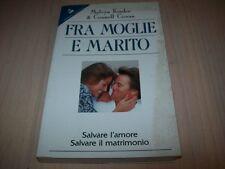 KINDER/COWAN-FRA MOGLIE E MARITO-GUIDA SPERLING 1992 PRIMA EDIZIONE BUONISSIMO!!
