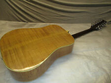 70's 12 Pearl String Acoustic -- made in Japan
