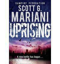 Uprising (Vampire Federation), By Mariani, Scott G.,in Used but Acceptable condi
