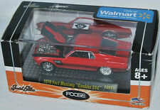 "M2 machines Foose - 1970 ford mustang ""Gambler 514"" - red - 1:64 walmart only"
