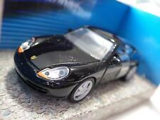 Hongwell (China) Black Porsche 911 Carrera Coupe Diecast/Friction 1:43 NIB