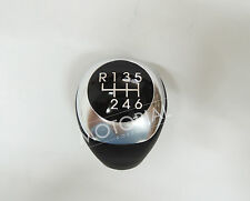 2012-2016 HYUNDAI i30 ELANTRA GT OEM Leather Gear Shift Knob Lever 6-Speed MT