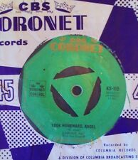 45rpm single - Johnny Ray - Look Homeward, Angel/You Don't Owe Me A Thing (Exc)