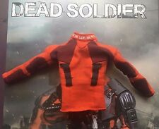 Art Figures Dead Soldier Deadshot Orange Upper Shirt loose 1/6th scale
