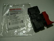 2607200625 Switch - Interruptor - Commutateur: Genuine BOSCH spare-part