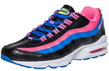 NEW NIKE AIR MAX 95 (GS) sz 4Y BLACK PINK BLUE WHITE Sneakers Shoes