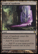 MTG CRYPT OF AGADEEM EXC - CRIPTA DI AGADEEM - ZEN - MAGIC