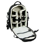 Photo Studio Water Resistant Camera Case Carry Bag Photography Backpack