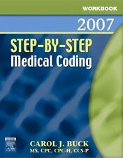 Workbook for Step-by-Step Medical Coding 2007 Edition, 1e