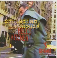 CHRISTIAN ESCOUDE  CD  COOKIN IN HELL'S KITCHEN
