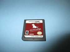 Nintendogs Dachshund & Friends (Nintendo DS) Lite DSi XL 3DS 2DS Game