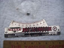 Name & Model Plate & angle  from Delta Rockwell Compactool Table Saw #34-2000
