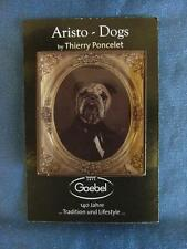 GOEBEL THIERRY PONCELET ARISTO DOG FRIDGE MAGNET - MALBROUGH