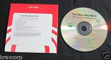 EDIE BRICKELL/INXS 'THE WAY WAY BACK OST' ADVANCE CD