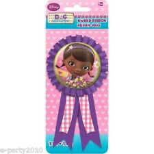 DOC MCSTUFFINS GUEST OF HONOR AWARD RIBBON ~ Birthday Party Supplies Favors