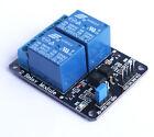 2 Kanal 5V Relay Module Relaismodul Mit Optokoppler Für Arduino PIC AVR DSP ARM