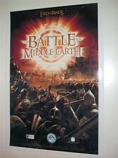 The Lord of the Rings: The Battle for Middle-Earth ~ A3 Size Poster / Print ~NEW