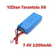 High Quality 7.4V 1200mAh Lipo Battery for Yizhan Tarantula X6 JJRC H16